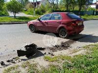 В Туле пьяная автоледи скрываясь с места ДТП врезалась в еще одну машину, Фото: 16