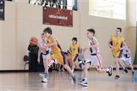 Открытие Всероссийского турнира по баскетболу памяти Голышева. 6 марта 2014, Фото: 3