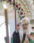 Божественная литургия в храме Сергия Радонежского, Фото: 10