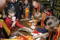 Болельщики «Арсенала» пообщались с игроками команды, Фото: 8