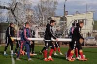 Тульский «Арсенал» готовится к домашней игре с «Сибирью», Фото: 37