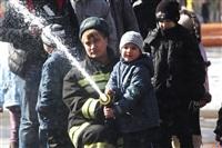 В Туле спасатели провели акцию «Дети без опасности», Фото: 13