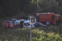 В Тульской области грузовой поезд сошел с рельсов, Фото: 41