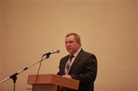 Владимир Груздев в Дубенском районе. 30 января 2014, Фото: 18