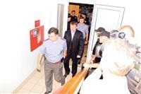 Осужденного Вячеслава  Дудку увели из зала  заседаний  уже в наручниках и под конвоем., Фото: 1