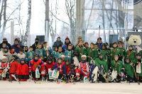 В Новомосковске завершился Кубок Федерации хоккея Тульской области среди дворовых команд, Фото: 4