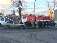 На ул.Рязянской столкнулись две иномарки, Фото: 3