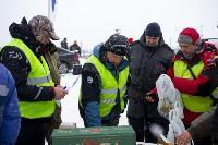 В Туле выбрали лучших рыбаков по ловле на блесну со льда, Фото: 58
