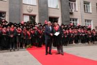 Вручение дипломов магистрам ТулГУ. 4.07.2014, Фото: 192
