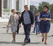 Алексей Дюмин посетил Тульский кремль, Фото: 15