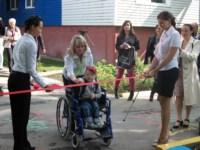 Tele2 подарила игровую площадку малышам с ограниченными возможностями, Фото: 11