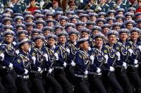 Тульская делегация побывала на генеральной репетиции парада Победы в Москве, Фото: 11
