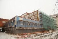 Реконструкция бассейна школы №21. 9.12.2014, Фото: 26
