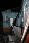 В поселке Октябрьский сгорел дом., Фото: 18