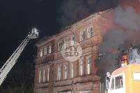 Крупный ночной пожар в Туле, Фото: 27
