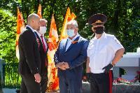 В Советске открыли мемориал, Фото: 36