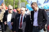 Тульская Федерация профсоюзов провела митинг и первомайское шествие. 1.05.2014, Фото: 58