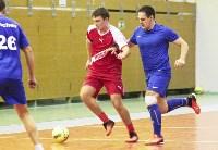 25 тур Высшей лиги ЛЛФ по мини-футболу. 21-22 февраля 2015, Фото: 4