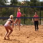 Пляжный волейбол в Барсуках, Фото: 1