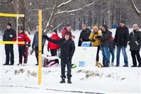 В Туле определили чемпионов по пляжному волейболу на снегу , Фото: 15