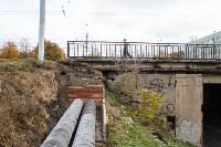 Орловский путепровод в Туле. Октябрь 2019, Фото: 10