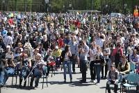 Митинг и рок-концерт в честь Дня Победы. Центральный парк. 9 мая 2015 года., Фото: 35
