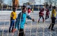 Снежный футбол по-тульски, Фото: 14