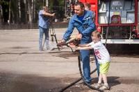 """""""Спасение от огня"""" - акция в парке, Фото: 22"""
