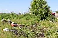 Снос домов в Плеханово. 23 июня 2016, Фото: 6
