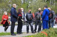 Тульские байкеры почтили память героев в Ясной Поляне, Фото: 18