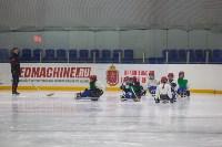 """Детская следж-хоккейная команда """"Тропик"""", Фото: 15"""
