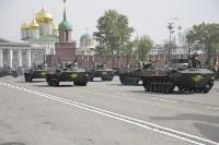 Генеральная репетиция парада Победы в Туле, Фото: 8