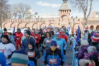 В Туле состоялся легкоатлетический забег «Мы вместе Крым», Фото: 1