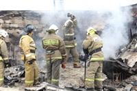 Пожар на ул. Победы в поселке Косая Гора. 3 апреля 2014, Фото: 4