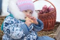 Как туляки провожали зиму на набережной Упы, Фото: 56