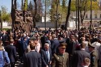 Открытие памятника чекистам в Кремлевском сквере. 7 мая 2015 года, Фото: 56