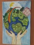 Захарова Анастасия, 11 лет «Экология нашей планеты — в наших руках», Фото: 24