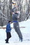 III ежегодный турнир по пляжному волейболу на снегу., Фото: 62