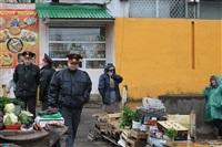 Стихийный рынок на ул. Пузакова, Фото: 17