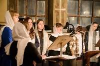 Рождественское богослужение в Успенском соборе Тулы, Фото: 73