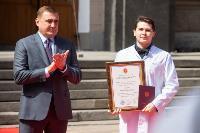 В Туле вручили дипломы выпускникам медицинского института, Фото: 50
