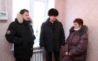 Владимир Груздев и руководители Фонда содействия реформированию ЖКХ в Кимовске , Фото: 14
