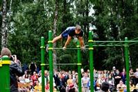 Международный открытый турнир по дворовым видам спорта «Street Workout Tula». 28 июля 2013, Фото: 11