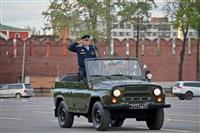 Вторая генеральная репетиция парада Победы. 7.05.2014, Фото: 13