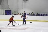 Легенды хоккея провели мастер-класс в Туле, Фото: 14