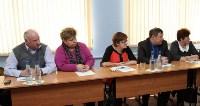 Учащиеся Волхонщинской средней школы показали Алексею Дюмину школьный музей боевой славы, Фото: 1