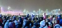 На площади Ленина прошло закрытие главной городской ёлки, Фото: 10