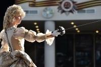 В музее оружия показали театральное шоу, Фото: 31