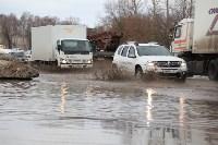 Потоп на ул. Рязанской и Восточном обводе, Фото: 13