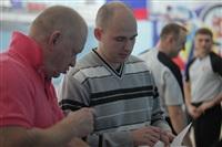 БК «Тула» дважды уступил курскому БК «Русичи», Фото: 36